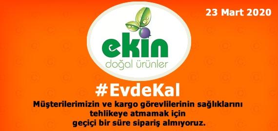 EvdeKal Türkiye
